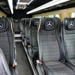 MERCEDES BENZ SPRINTER MIKROAUTOBUSS - foto no salona